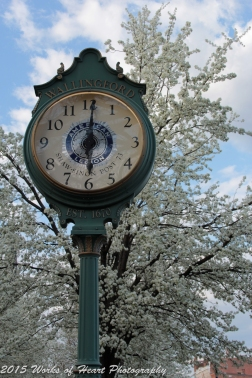 Town Clock, Wallingford, Connecticut