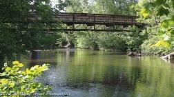 Quinnipiac River Linear Trail Bridge, Wallingford, Connecticut